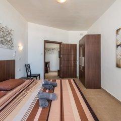 Отель Seashells Penthouse Буджибба сауна