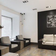 Отель Petit Palace Tres Cruces Испания, Мадрид - отзывы, цены и фото номеров - забронировать отель Petit Palace Tres Cruces онлайн комната для гостей фото 3