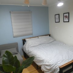 Отель Oneminute Guesthouse комната для гостей фото 4
