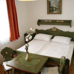 Отель -Pension Adlerhof Австрия, Зальцбург - 2 отзыва об отеле, цены и фото номеров - забронировать отель -Pension Adlerhof онлайн комната для гостей фото 2