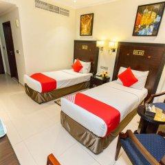 Smana Hotel Al Raffa Дубай комната для гостей фото 4