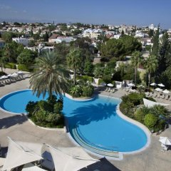 Отель Hilton Park Nicosia бассейн фото 2