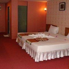 Отель Aonang Princeville Villa Resort and Spa сейф в номере