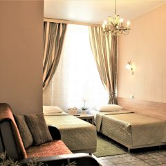 Мини-Отель Меланж комната для гостей фото 4