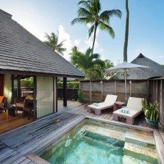 Отель Hilton Moorea Lagoon Resort and Spa Французская Полинезия, Муреа - отзывы, цены и фото номеров - забронировать отель Hilton Moorea Lagoon Resort and Spa онлайн фото 8