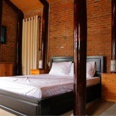 Отель The Grass Vy Homestay Хойан комната для гостей фото 5
