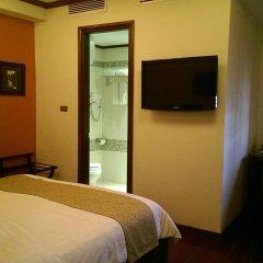 Отель Golden Lotus Hotel Вьетнам, Ханой - отзывы, цены и фото номеров - забронировать отель Golden Lotus Hotel онлайн удобства в номере фото 2
