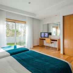 Отель OPOHotel Porto Aeroporto Португалия, Майа - отзывы, цены и фото номеров - забронировать отель OPOHotel Porto Aeroporto онлайн комната для гостей фото 2