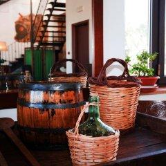 Отель La Casa Rossa Country House Пьяцца-Армерина гостиничный бар