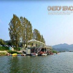 Отель Club Valley Resort Южная Корея, Пхёнчан - отзывы, цены и фото номеров - забронировать отель Club Valley Resort онлайн приотельная территория