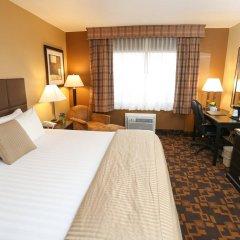 Отель Quality Inn & Suites Denver Stapleton фото 10