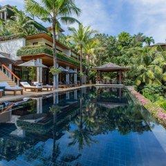 Отель Villa Daran - Kamala Beach бассейн фото 2