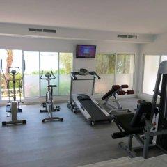 Hotel Nautico Ebeso фитнесс-зал
