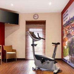 Отель NH Wien City Австрия, Вена - 7 отзывов об отеле, цены и фото номеров - забронировать отель NH Wien City онлайн фитнесс-зал фото 2