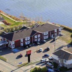 Отель Econo Lodge Montmorency Falls Канада, Буашатель - отзывы, цены и фото номеров - забронировать отель Econo Lodge Montmorency Falls онлайн фото 3