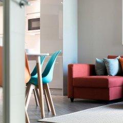 Апартаменты Green Diamond by Creatick Apartments интерьер отеля