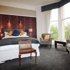 Отель The Alfred Глазго комната для гостей фото 4