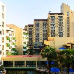 Отель Jianguo Hotel Xi An Китай, Сиань - отзывы, цены и фото номеров - забронировать отель Jianguo Hotel Xi An онлайн балкон