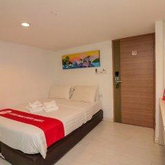 Отель Nida Rooms Suvanabhumi 146 Resort Бангкок комната для гостей фото 4
