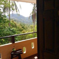 Отель Living Chilled Koh Tao - Hostel Таиланд, Остров Тау - отзывы, цены и фото номеров - забронировать отель Living Chilled Koh Tao - Hostel онлайн балкон