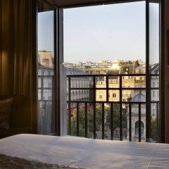 Отель Citadines Les Halles Paris Франция, Париж - 3 отзыва об отеле, цены и фото номеров - забронировать отель Citadines Les Halles Paris онлайн балкон