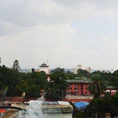 Отель OYO 231 Hotel Magnificent View Непал, Катманду - отзывы, цены и фото номеров - забронировать отель OYO 231 Hotel Magnificent View онлайн приотельная территория