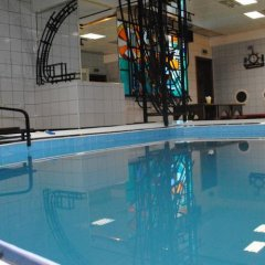 Гостиница Ассоль Новосибирск бассейн фото 3