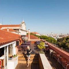 Отель The Independente Suites & Terrace Португалия, Лиссабон - 1 отзыв об отеле, цены и фото номеров - забронировать отель The Independente Suites & Terrace онлайн балкон