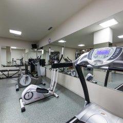 Azalia Hotel Balneo & SPA фитнесс-зал