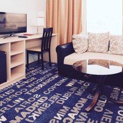 Гостиница Юность 3* Стандартный номер с двуспальной кроватью фото 10