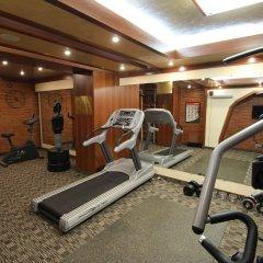 Гостиница Уют фитнесс-зал фото 3