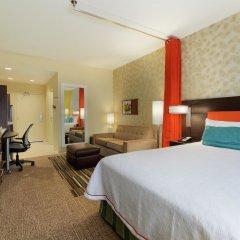 Отель Home2 Suites by Hilton Meridian комната для гостей