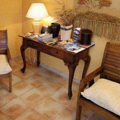 Hotel Restaurante El Fornon Кудильеро в номере