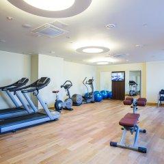 Гостиница Парк Инн от Рэдиссон Новосибирск фитнесс-зал фото 3