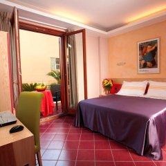 Отель Diana Италия, Помпеи - отзывы, цены и фото номеров - забронировать отель Diana онлайн сейф в номере