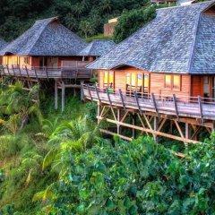 Отель Tiahura Dream Lodge Французская Полинезия, Муреа - отзывы, цены и фото номеров - забронировать отель Tiahura Dream Lodge онлайн