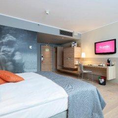 Отель Scandic Wroclaw 4* Стандартный номер с различными типами кроватей фото 3