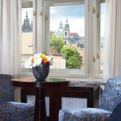 Отель Mandarin Oriental, Prague Чехия, Прага - отзывы, цены и фото номеров - забронировать отель Mandarin Oriental, Prague онлайн фото 2