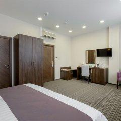 Гостиница Park Wood Академгородок комната для гостей фото 2