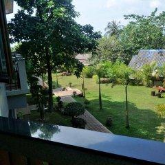 Отель Lanta Intanin Resort Ланта балкон