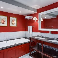 Отель Nh Brugge Брюгге ванная