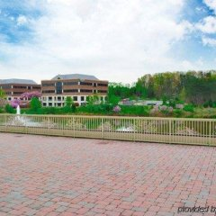 Отель Comfort Suites Manassas Battlefield Park спортивное сооружение