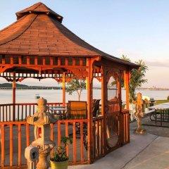 Отель Econo Lodge Montmorency Falls Канада, Буашатель - отзывы, цены и фото номеров - забронировать отель Econo Lodge Montmorency Falls онлайн бассейн