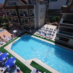 Mehtap Family Hotel Турция, Мармарис - отзывы, цены и фото номеров - забронировать отель Mehtap Family Hotel онлайн балкон