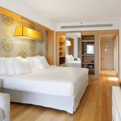 Отель NH Collection Roma Vittorio Veneto комната для гостей фото 4