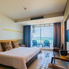 Отель Baboona Beachfront Living комната для гостей фото 2