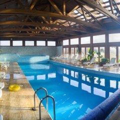 Отель Seven Seasons Hotel Болгария, Банско - отзывы, цены и фото номеров - забронировать отель Seven Seasons Hotel онлайн бассейн фото 2