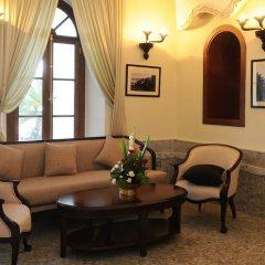 Отель Grand Hotel Villa de France Марокко, Танжер - 1 отзыв об отеле, цены и фото номеров - забронировать отель Grand Hotel Villa de France онлайн интерьер отеля фото 3