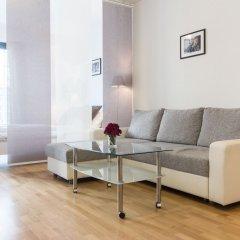 Апартаменты New Modern Apartment with Zizkov Parking комната для гостей фото 4