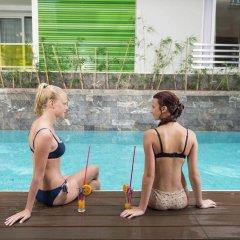 Kleopatra Suit Hotel Турция, Аланья - 2 отзыва об отеле, цены и фото номеров - забронировать отель Kleopatra Suit Hotel - Adults Only онлайн бассейн фото 3
